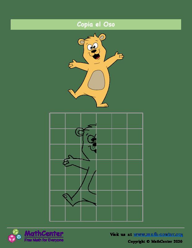 Dibuja el oso