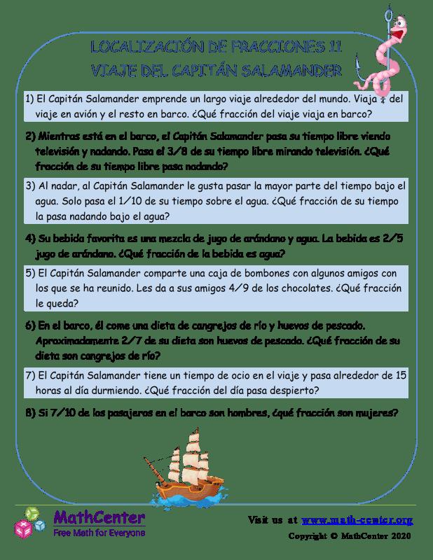 Localización De Fracciones 11