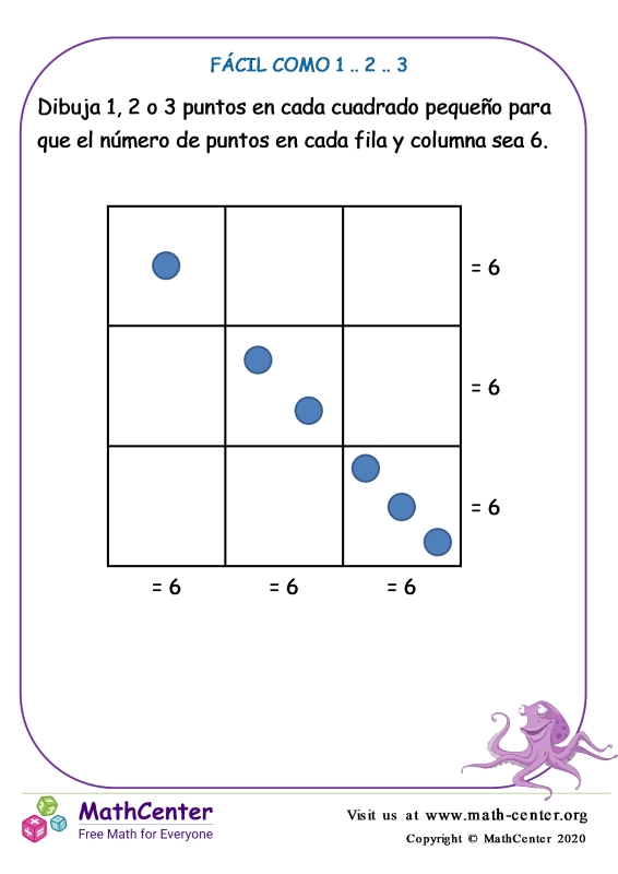 Fácil Como 1 .. 2 .. 3