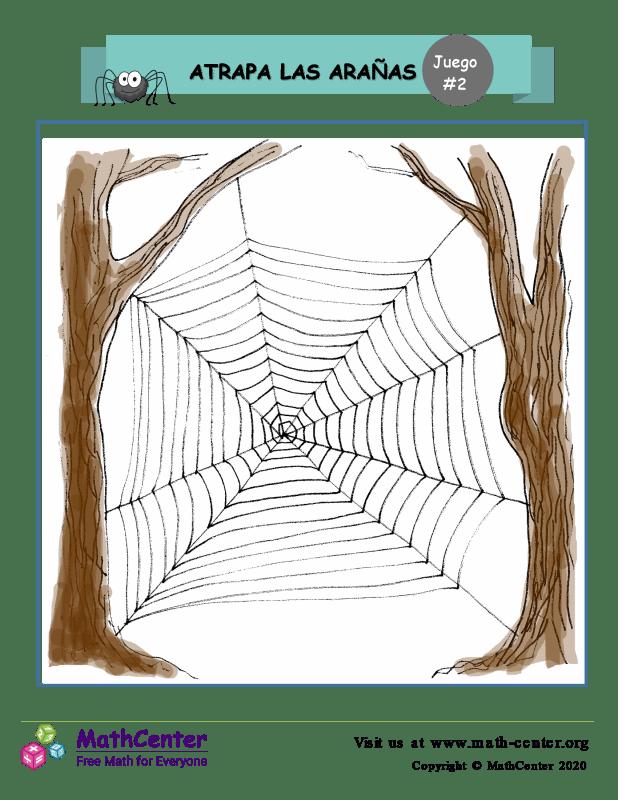 Atrapa a las arañas # 2