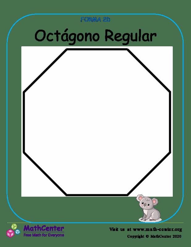 Octágono Regular