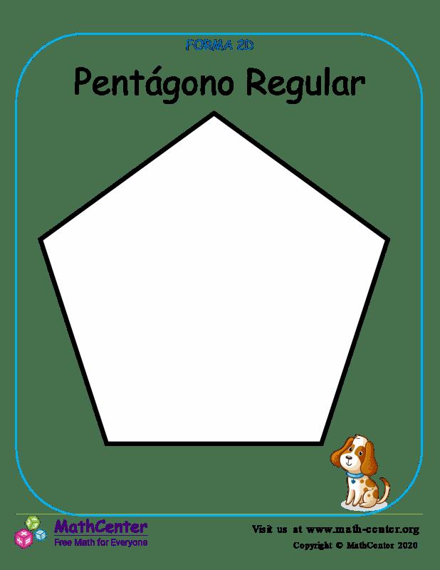 Pentágono Regular