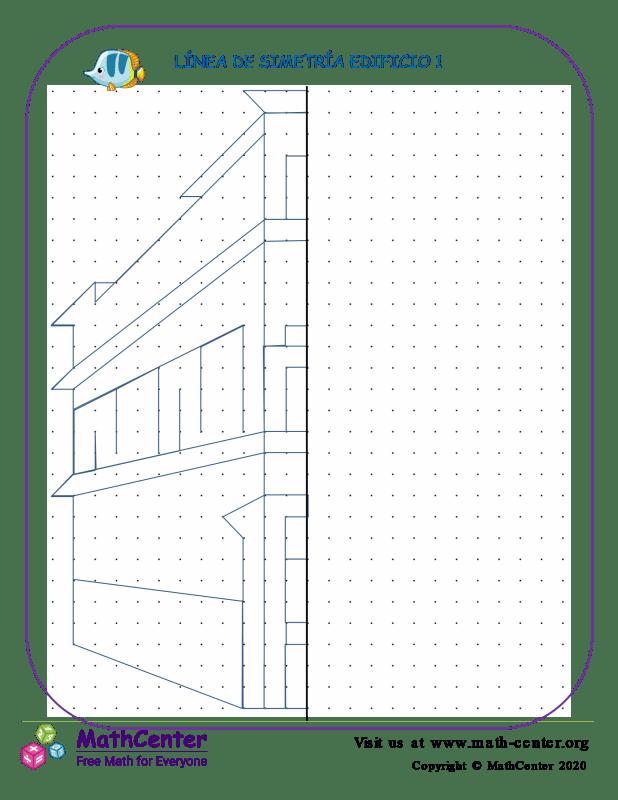 Línea De Simetría Edificio 1