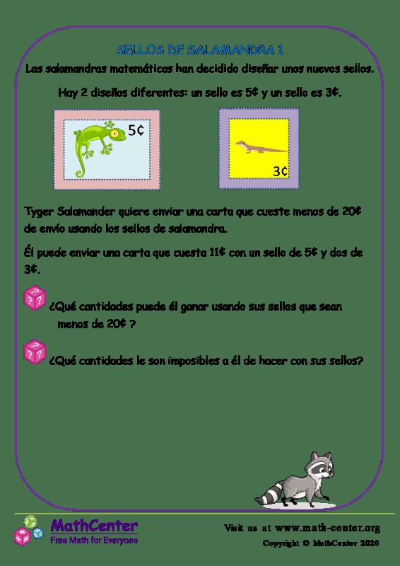 Sellos De Salamandra 1
