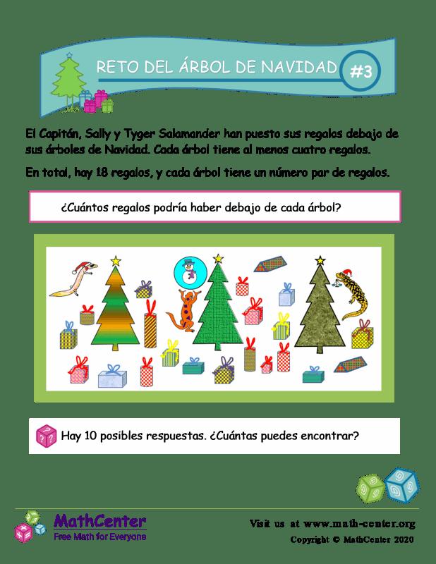Árbol De Navidad Desafío 3