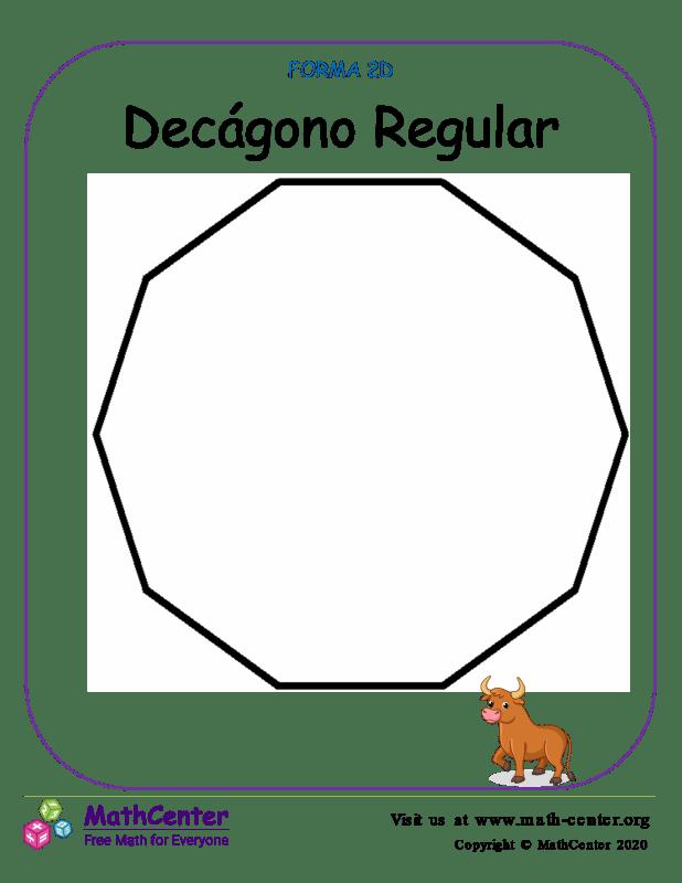 Decágono Regular
