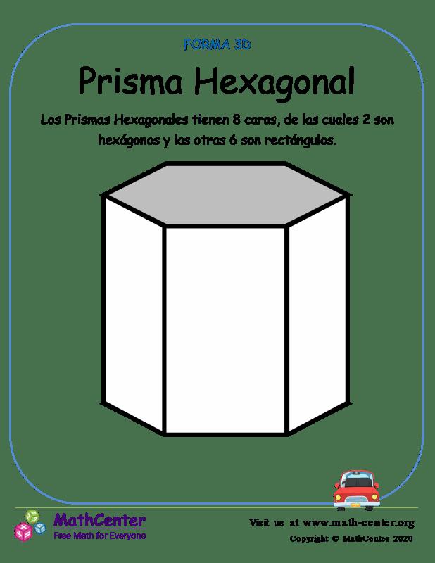 Prisma Hexagonal