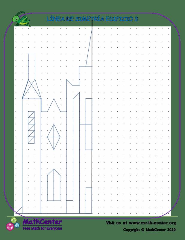 Línea De Simetría Edificio 3