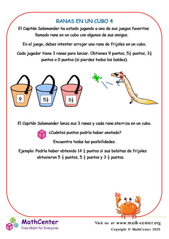 Ranas En Un Cubo 4