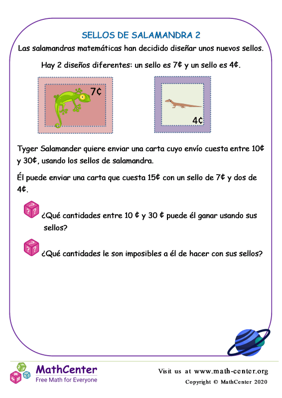 Sellos De Salamandra 2