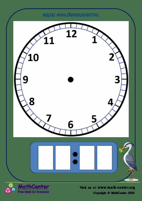 Reloj Analógico/Digital