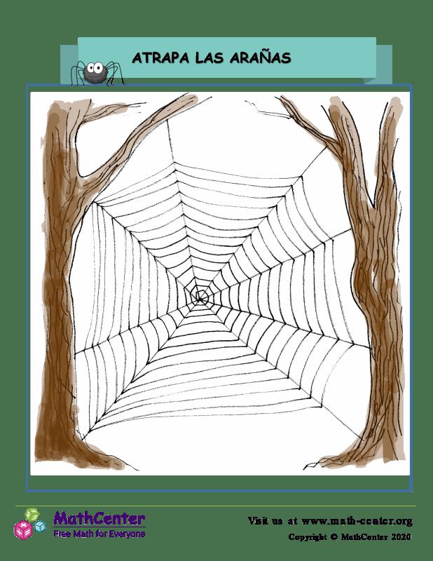 Atrapa a las arañas # 1