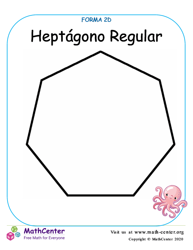 Heptágono Regular