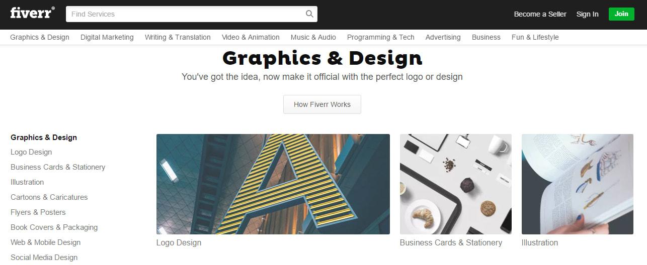 Fiverr Graphic Design