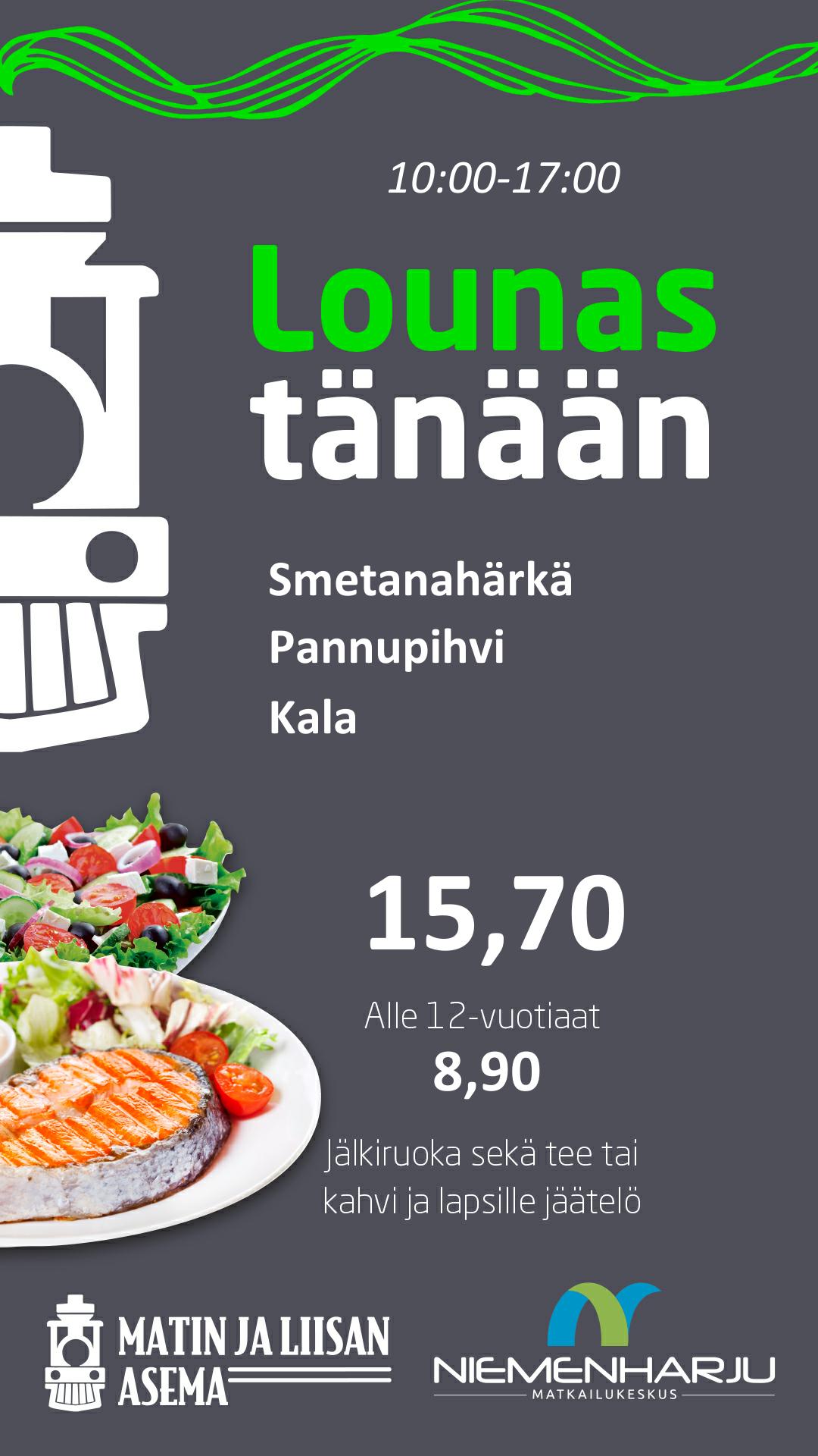 Päivän lounas