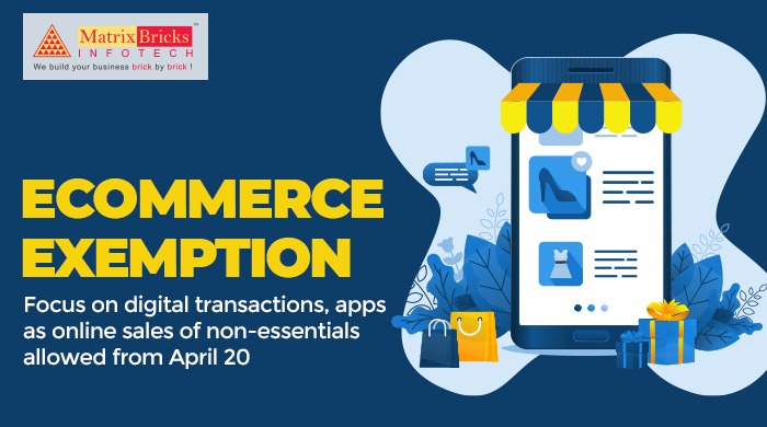 Large retailers to focus purely on e-commerce during lockdown 2.0 due to exemption