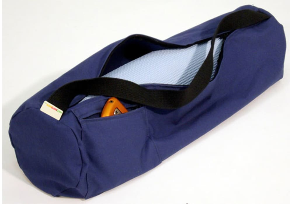 7944aacb845 Zippered Yoga Tote Bag. These yoga mat carriers ...