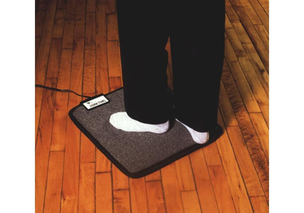 Foot Warmer Mat For Under Your Desk