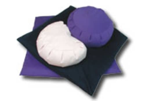 Zafu & Zabuton Meditation Cushion & Mat Set