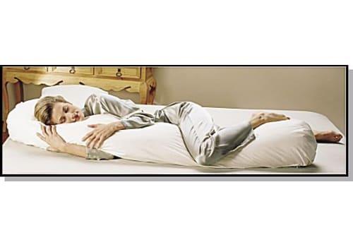 Sleeping Bean Body Pillow & Cover