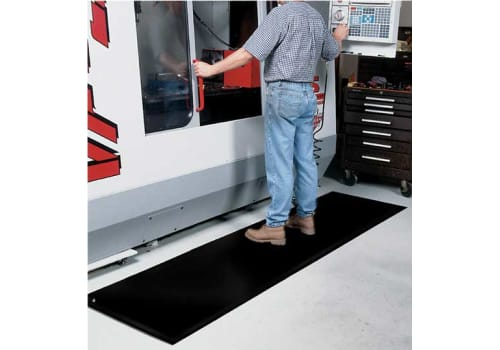 "Anti-Static ESD SmoothTech Fatigue Mat (1/2"")"