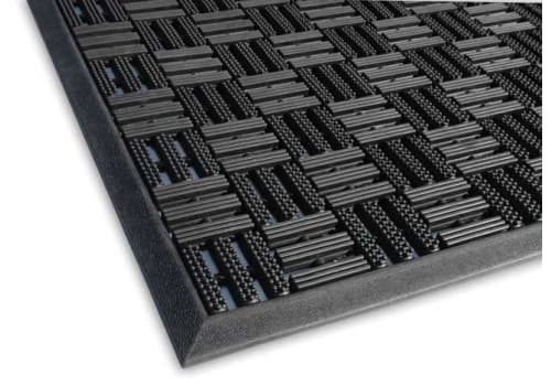 Aquaflow Rubber Entry Mat