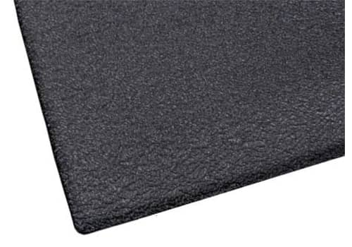 "Soft Foot Anti Fatigue Indoor Floor Rug Mat 3 x 5 ft Standing Cushion 3//8/"" Black"