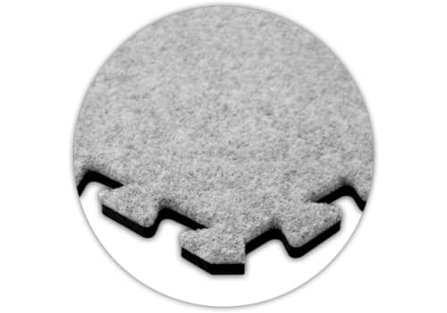 SoftCarpet Tradeshow Booth Floor Tiles (Case of 25)