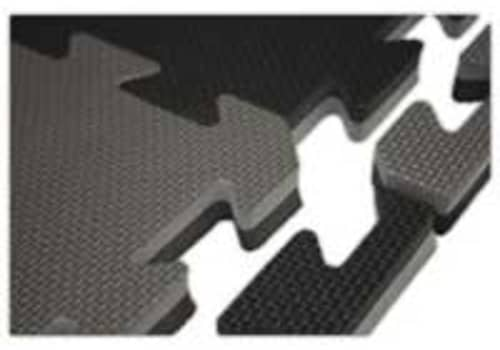 "2'x2'x7/8"" - All Purpose Gym Floor Interlocking Foam Tiles (Case of 25)"