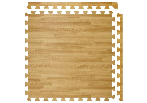 SoftWood Kids Playroom Flooring Tile