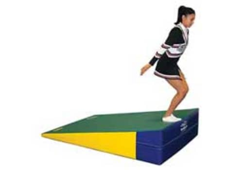 "Gymnastics Inclines - 14""-16"" Tall"