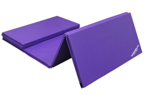 Purple Folding Mat
