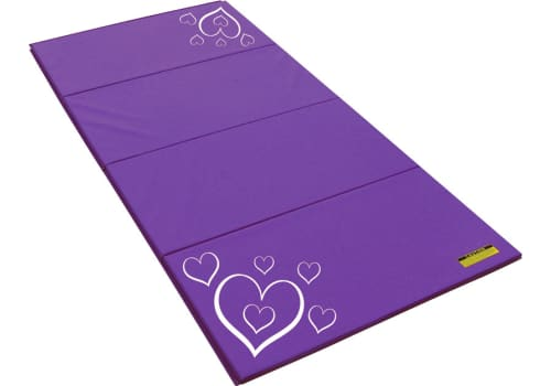 Crosslink Folding Mat with Design (4'x8')