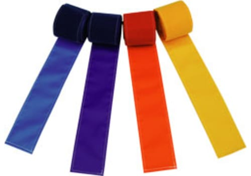 "Gymnastics Beam Sticky Strips - 8'x4"" (Multi-Packs)"