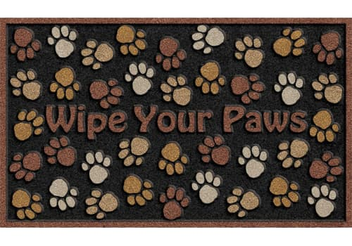 Clean Scrape Doormat -  Wipe Your Paws