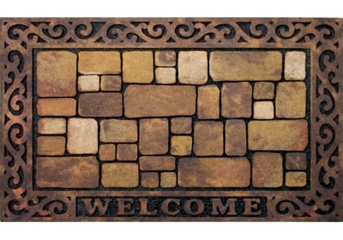Masterpiece Mat - Aberdeen Welcome
