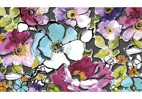 Masterpiece Mat - Beautiful Blossoms
