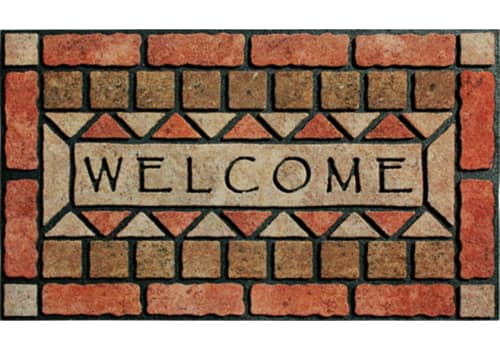 Masterpiece Mat - Welcome Stones