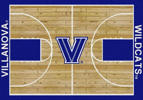 NCAA Home Court Rug
