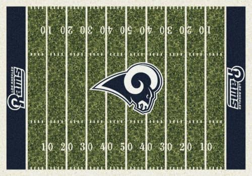 NFL Home Field Rug