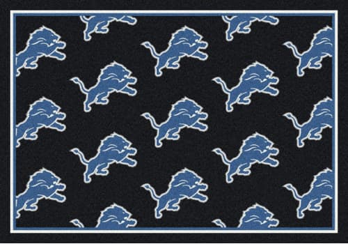 NFL Team Repeat Rug