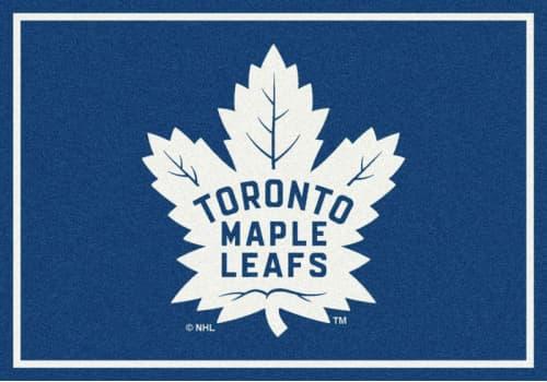 NHL Team Spirit Rug