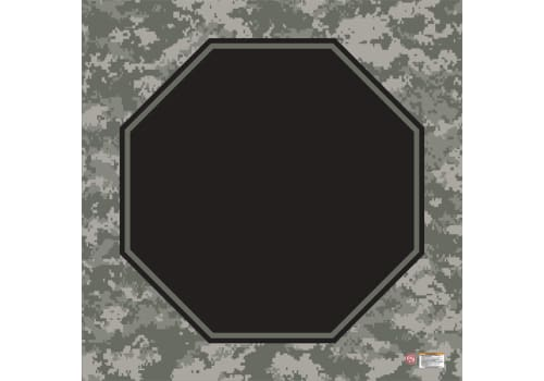MMA Octagon Training Mat