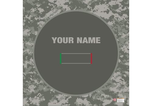 Wrestling Mat with Your Name