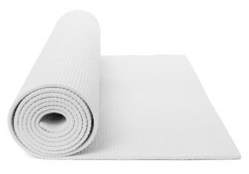 Supreme White Yoga Mat