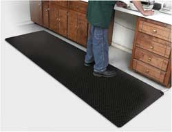 Conductive Diamond Fatigue Mat