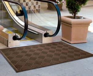 Durable Mat ideal for medium to high traffic areas