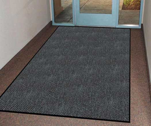 Dry Rib Indoor Entrance Mat