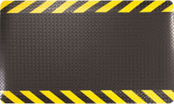 Diamond Plate Safety Fatigue Mat