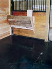 Rubber Horse Stall Flooring